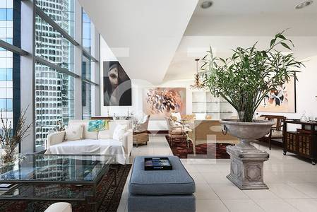 2 Bedroom Flat for Sale in World Trade Centre, Dubai - Spacious | High Standard of Living | 2 Br Duplex |Frame View