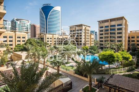 3 Bedroom Apartment for Rent in The Greens, Dubai - Chiller Free 3BHK | Laundry |  Pool Facing