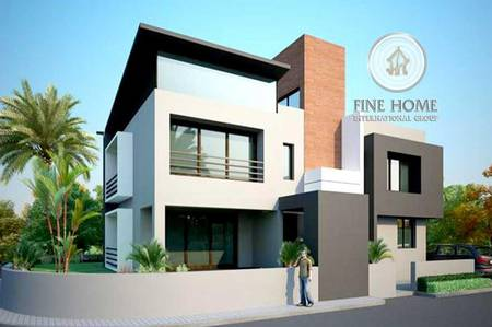 Villa for Sale in Al Muroor, Abu Dhabi - Corner 7 BR Commercial villa in muroor road