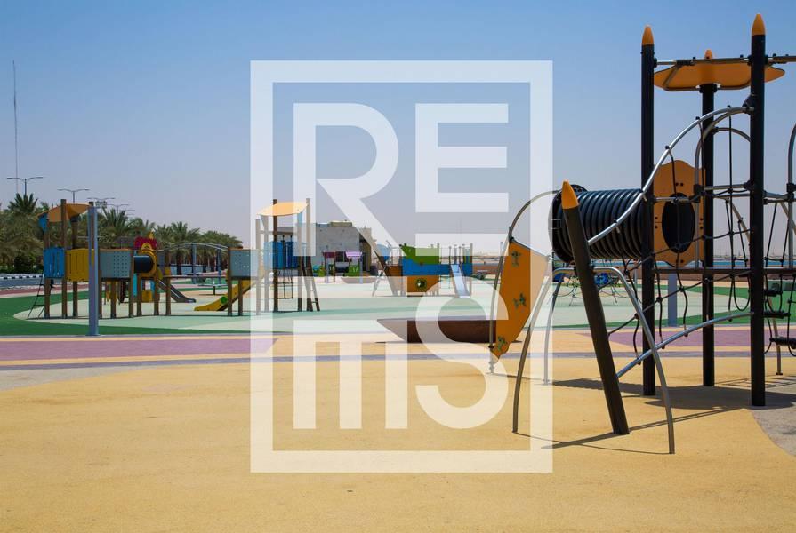 10 Spacious 1BR in The Bab Al Bahr Residences