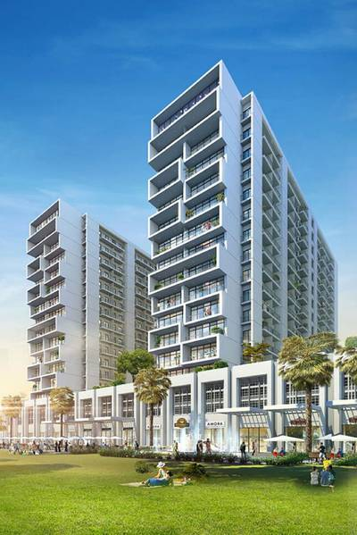 2 Bedroom Flat for Sale in Akoya Oxygen, Dubai - Golf View Brand New 2 BR with 5 Years Payment Plan