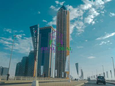 Floor for Sale in Business Bay, Dubai - Full floor fitted office spaces for sale at Churchill Tower with advanced business support