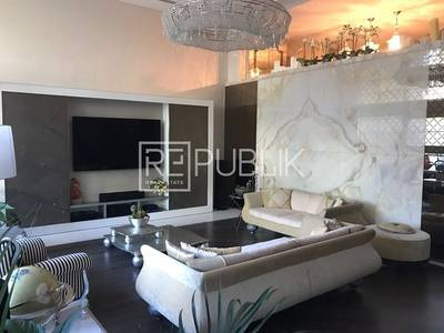 4 Bedroom Townhouse for Sale in Al Raha Beach, Abu Dhabi - High-End & Fully Upgraded 4BR+M Townhouse in Muneera