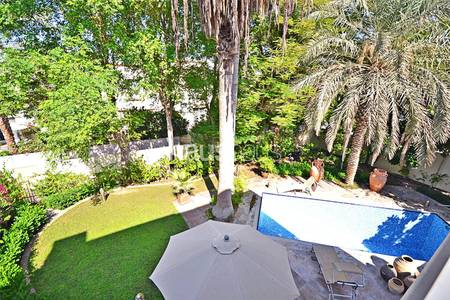 3 Bedroom Villa for Rent in The Springs, Dubai - Furnished| Maintenace contract |Modified