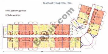 Standard Typical Floor Plan