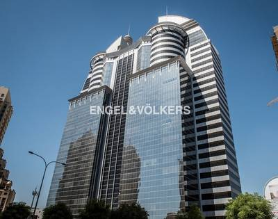 Office for Sale in Dubai Silicon Oasis, Dubai - Fully Fitted Office | Ready to Move In