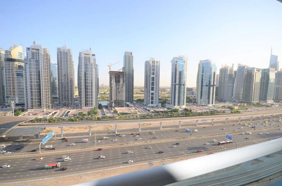 11 One Bedroom  | SZR View | High Floor