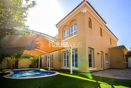 4 Bedroom Villa for Rent in Arabian Ranches, Dubai - Private Pool | Rare 4 Bedroom | Stunning