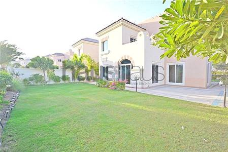 5 Bedroom Villa for Rent in Dubai Sports City, Dubai - Golf Course view | Close to pool | 5 bed