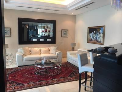 3 Bedroom Penthouse for Rent in Dubai Marina, Dubai - Furnished Duplex Private Pool Marina View