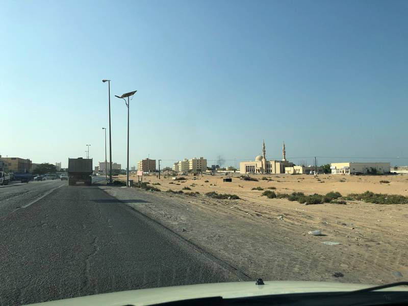 FREEHOLD LAND AVAILABLE FOR SALE AJMAN