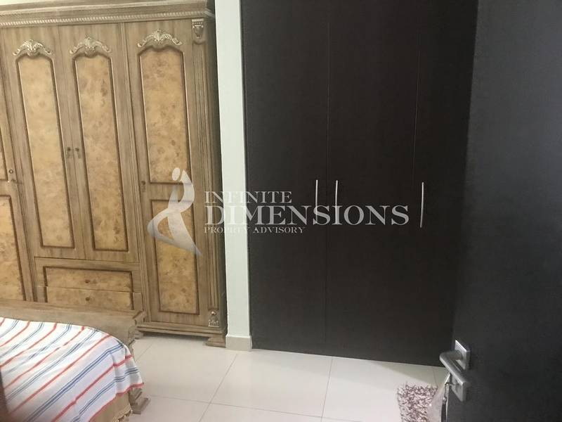 10 Fully Furnished 2+M in Tala Tower for Rent!