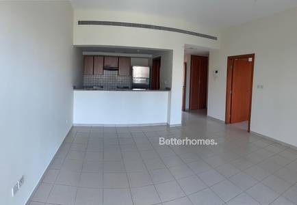 1 Bedroom Flat for Rent in Al Dhafrah, Abu Dhabi - Beautiful location 1 Bed for Rent in The Greens