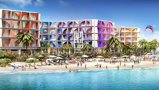 Studio for Sale in The World Islands, Dubai - Luxurious Sea view Studio offer High 10% ROI.!