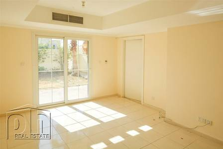 2 Bedroom Villa for Rent in The Springs, Dubai - Upgraded 2 Bed + Study 4M in Springs 4