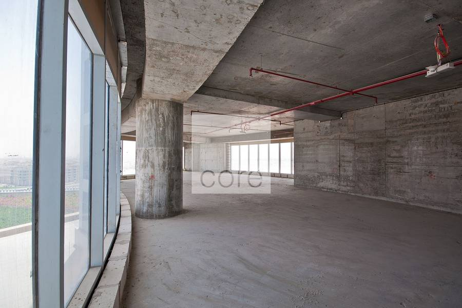 2 Vacant shell core office for sale | I Rise