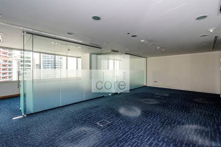 Office for Rent in Barsha Heights (Tecom), Dubai - Fitted and partitioned at Executive Height
