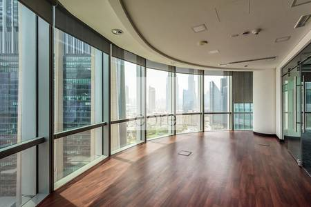 Office for Rent in DIFC, Dubai - Fitted office with amazing views in EFT