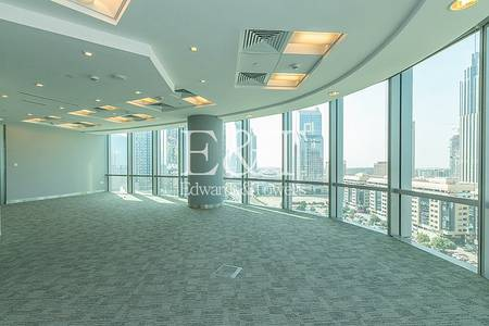 Office for Rent in DIFC, Dubai - Furnished Fitted Office in EFT South Tower