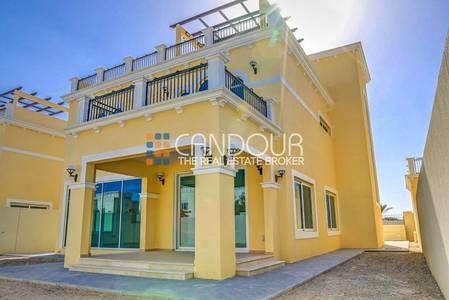 4 Bedroom Villa for Rent in Jumeirah Park, Dubai - Elegant 4 Bed | Back to Back | Brand New
