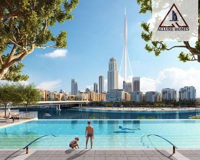 1 Bedroom Flat for Sale in The Lagoons, Dubai - 3 YEARS POST HANDOVER WITH 50% OFF DLD WAIVER