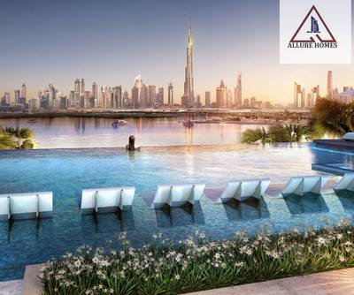 2 Bedroom Flat for Sale in The Lagoons, Dubai - TRENDSETTING APARTMENT WITH PANORAMIC VIEWS