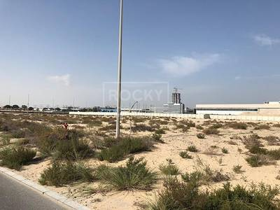 Plot for Rent in Dubai Production City (IMPZ), Dubai - G+M Commercial Plot (Open Land) Dubai Production City IMPZ