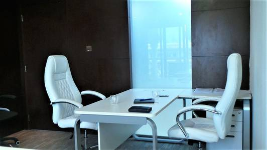 Office for Rent in Business Bay, Dubai - Fully Furnished Office For Rent In Business bay