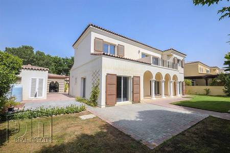 5 Bedroom Villa for Rent in Green Community, Dubai - Stunning Family villa | Close to the pool
