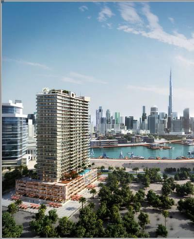 Studio for Sale in Business Bay, Dubai - Luxury