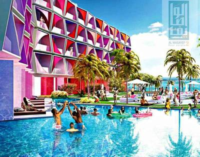 Studio for Sale in The World Islands, Dubai - Luxury unit!! 10% ROI  for 10yrs guarantee Your luxurious unit beachfront..