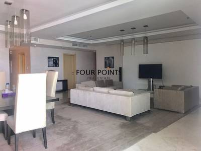 2 Bedroom Apartment for Sale in Jumeirah Beach Residence (JBR), Dubai - 2BR+M AL FATTAN MARINE TOWERS