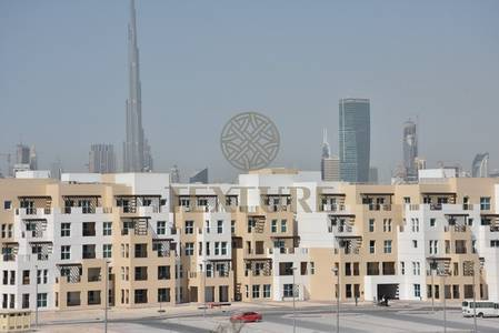 2 Bedroom Flat for Rent in Al Quoz, Dubai - 2 BR Affordable Rent with Burj Khalifa Views