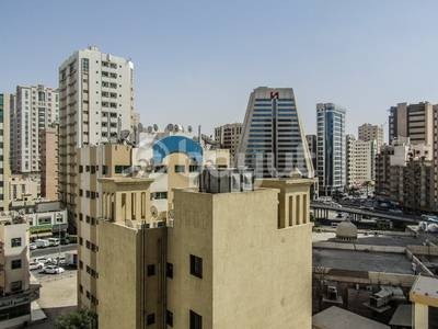 Flats for ( 1 2 3 bedrooms  halls ) Large Spaces in Al SHOWAHEEN area in Sharjah