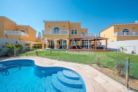 5 Bedroom Villa for Sale in Jumeirah Park, Dubai - Exclusive | Tastefully Upgraded plus Pool