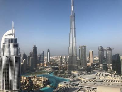 3 Bedroom Apartment for Rent in Downtown Dubai, Dubai - Fully Furnished | Serviced | Burj Khalifa Views!