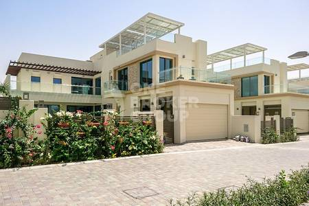 4 Bedroom Villa for Sale in The Sustainable City, Dubai - Luxury 4 Bed+Maid Garden Villa|Sustainable City