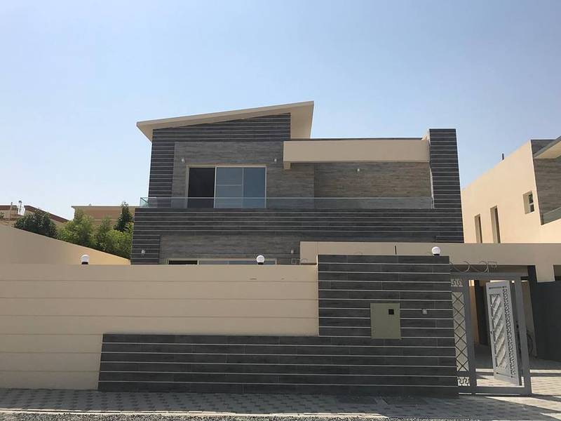 Wonderful Unique marvelous villa for sale in Ajman