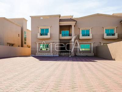 5 Bedroom Villa for Rent in Khalifa City A, Abu Dhabi - Deluxe, Spacious 5 Bed Master Villa with Separate Entrance! Khalifa City A