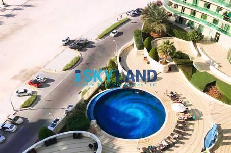2 Bedroom Apartment for Rent in Al Reem Island, Abu Dhabi - Fully Furnished 2BR + Maid + Big Balcony