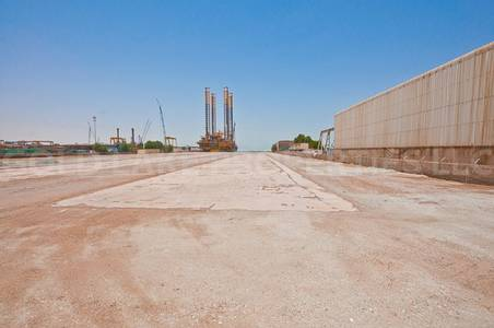 Plot for Rent in Mussafah, Abu Dhabi - 4 Million Only! Huge Warehouse