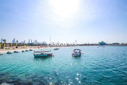 1 Bedroom Apartment for Sale in Jumeirah, Dubai - Marina Living || Beach Living | Stunning