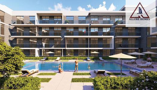 1 Bedroom Flat for Sale in Meydan City, Dubai - Owned in Meydan apartments and Post Hand Over 4 years