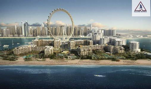 1 Bedroom Apartment for Sale in Bluewaters Island, Dubai - 3 Years Post-Handover PP | 4% DLD Waiver