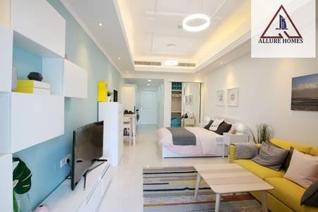 Studio for Sale in Arjan, Dubai - LUXURY DESIGNER APARTMENT WITH 8% NET ROI GUARANTEED