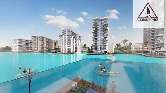 2 Bedroom Flat for Sale in Mohammad Bin Rashid City, Dubai - district one!!! Fully furnished. amazing community. Lagoon!!!!!!!