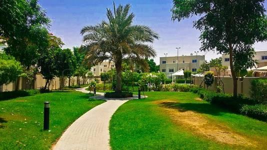 2 Bedroom Villa for Rent in Al Reef, Abu Dhabi - Very Nice Extra Extended Garden 2B/R Villa