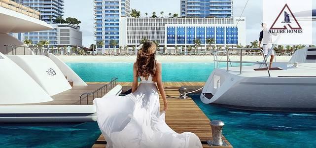 1 Bedroom Apartment for Sale in Dubai Harbour, Dubai - EMAAR BEACHFRONT / MARINA & PALM VIEW / 5% BOOKING