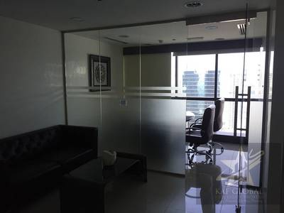 Office for Sale in Jumeirah Lake Towers (JLT), Dubai - Investor Deal Tenanted Fitted Office for Sale at JLT
