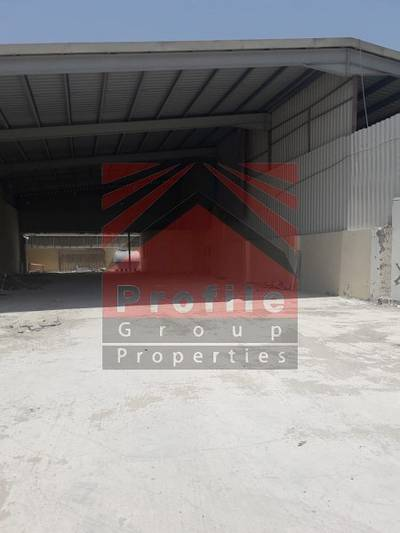 Mixed Use Land for Rent in Mussafah, Abu Dhabi - Land For Rent in Mussafah Industrial City ,M34